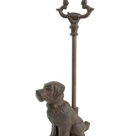 Dog Door Stopper with Handle
