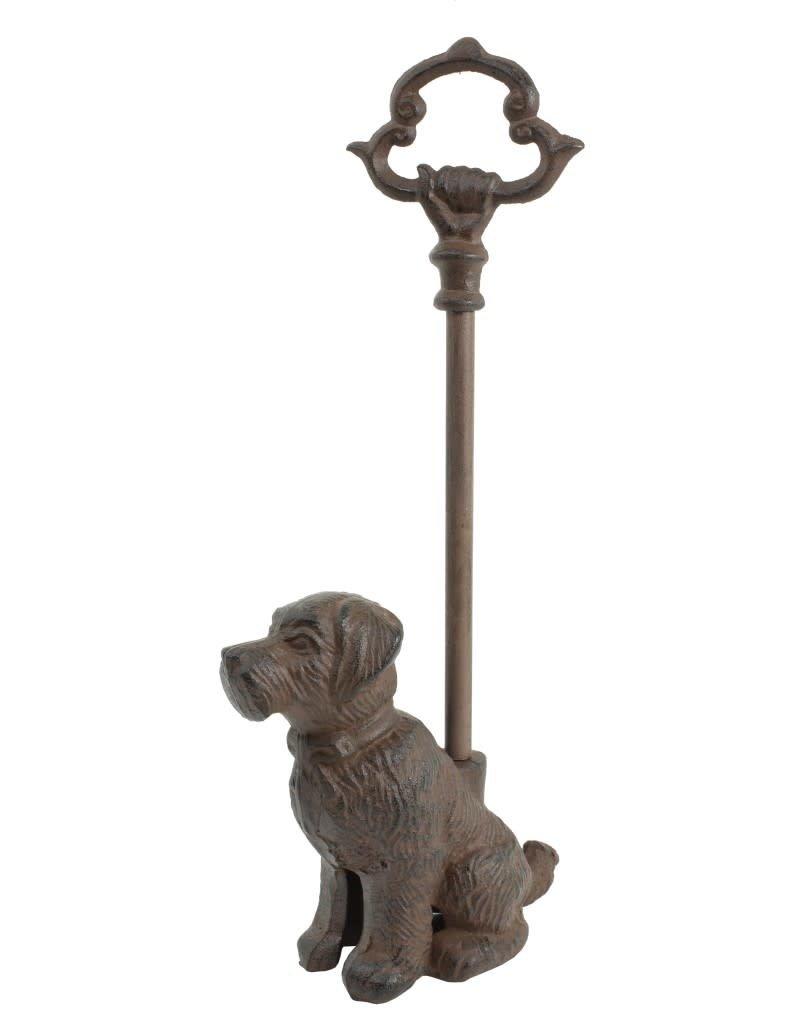 Dog Door Stopper with Handle