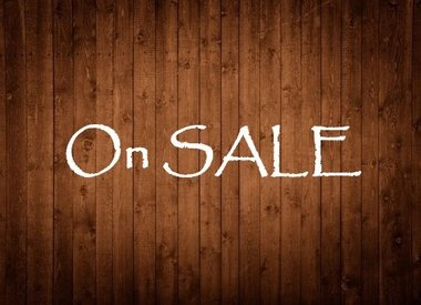 ON SALE! & CLOSEOUTS