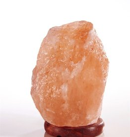 Himalayan Salt Lamp - Pink Natural (3-5 lbs.)