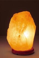 Himalayan Salt Lamp - Pink Natural (3-5 lbs.)