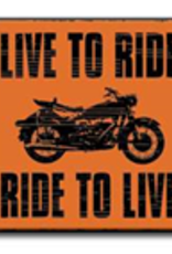 Live to Ride, Ride to Live 4x4