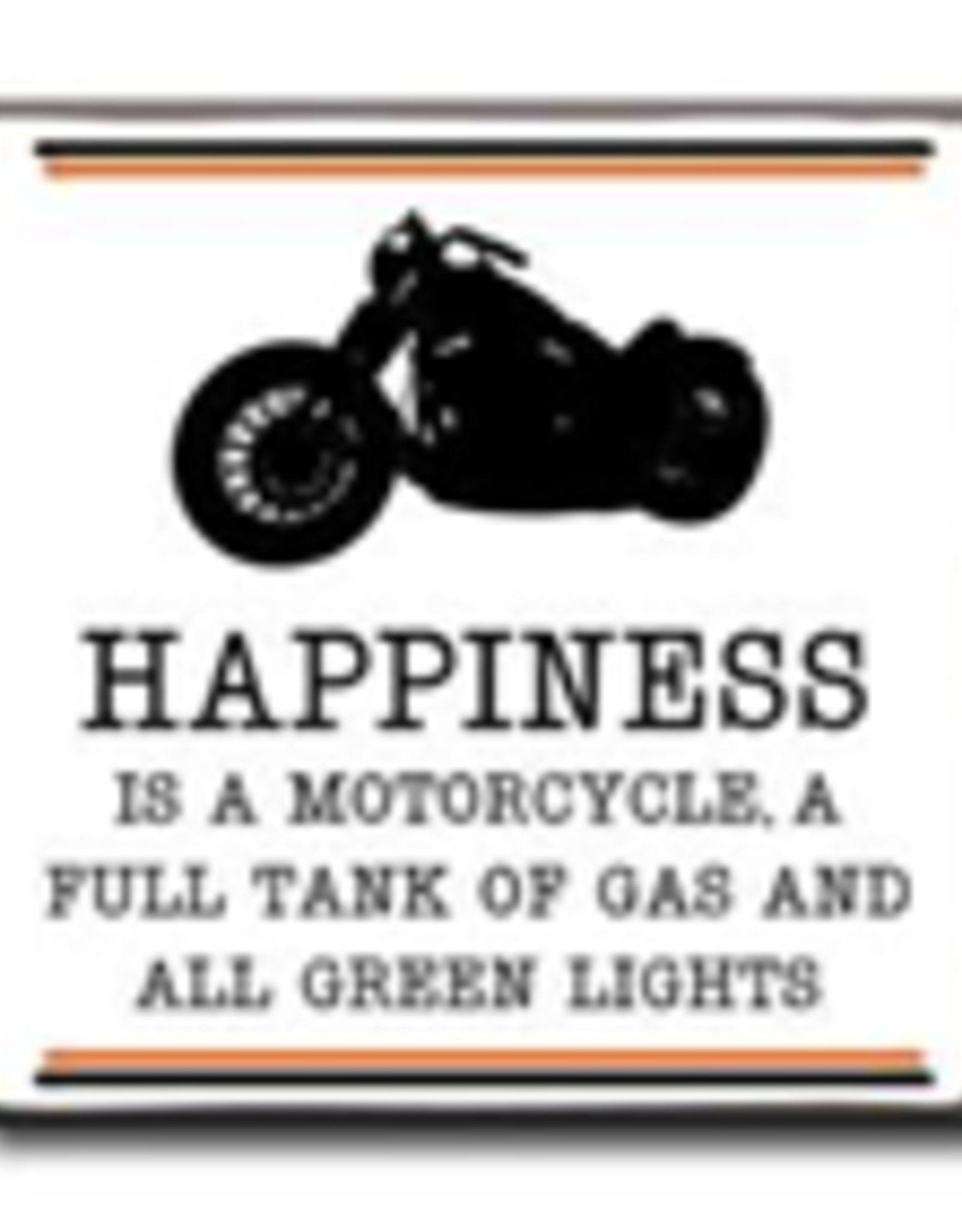 Happiness is a Motorcycle 4x4