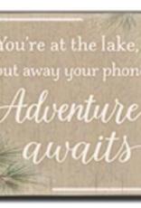 You're At the Lake, Put Away 6x6