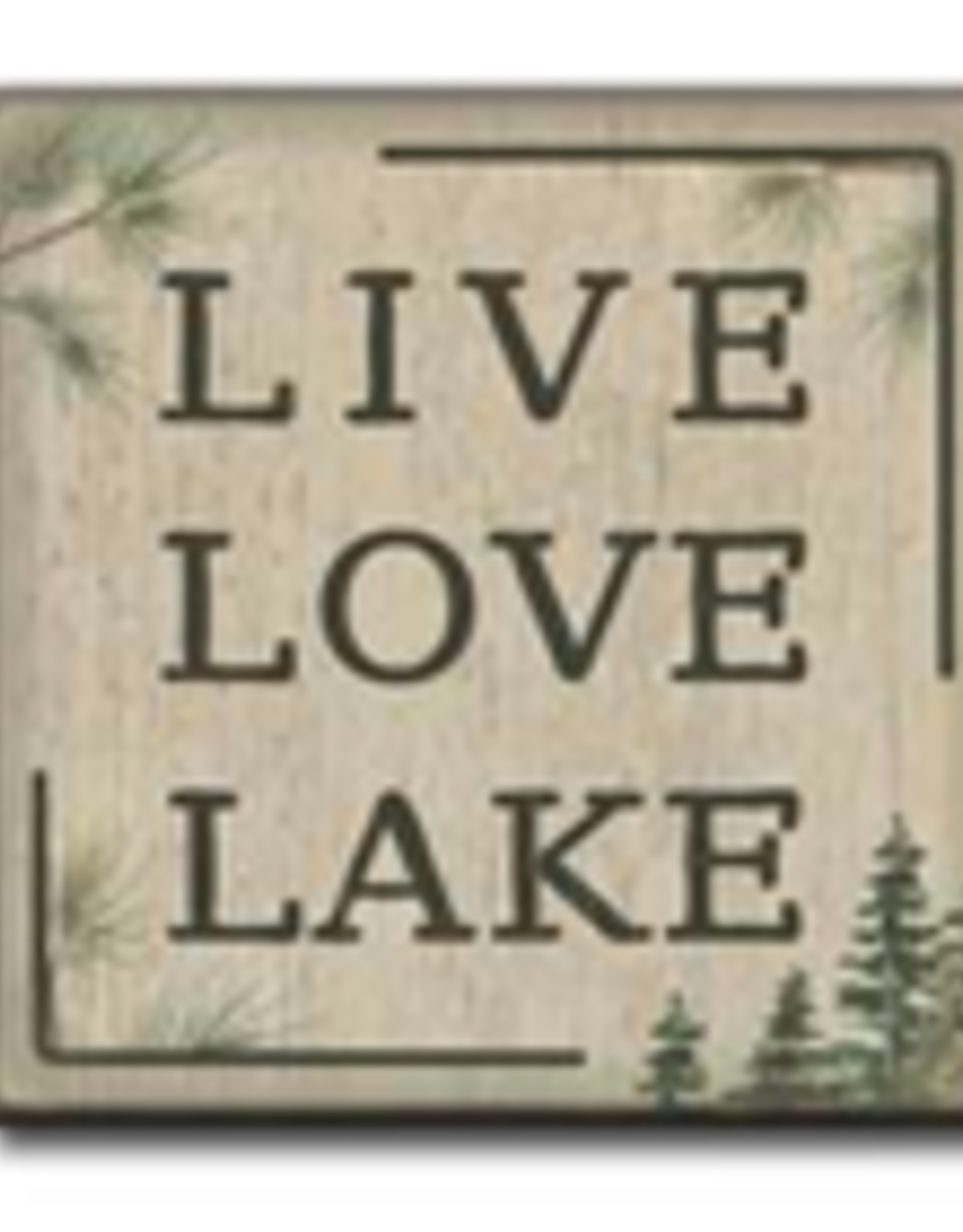 Live Love Lake 4x4