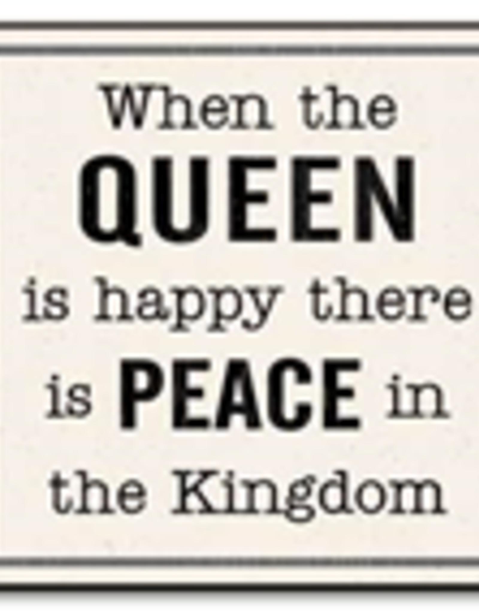 When the Queen is Happy 6x6