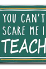 You Can't Scare Me I Teach 4x4