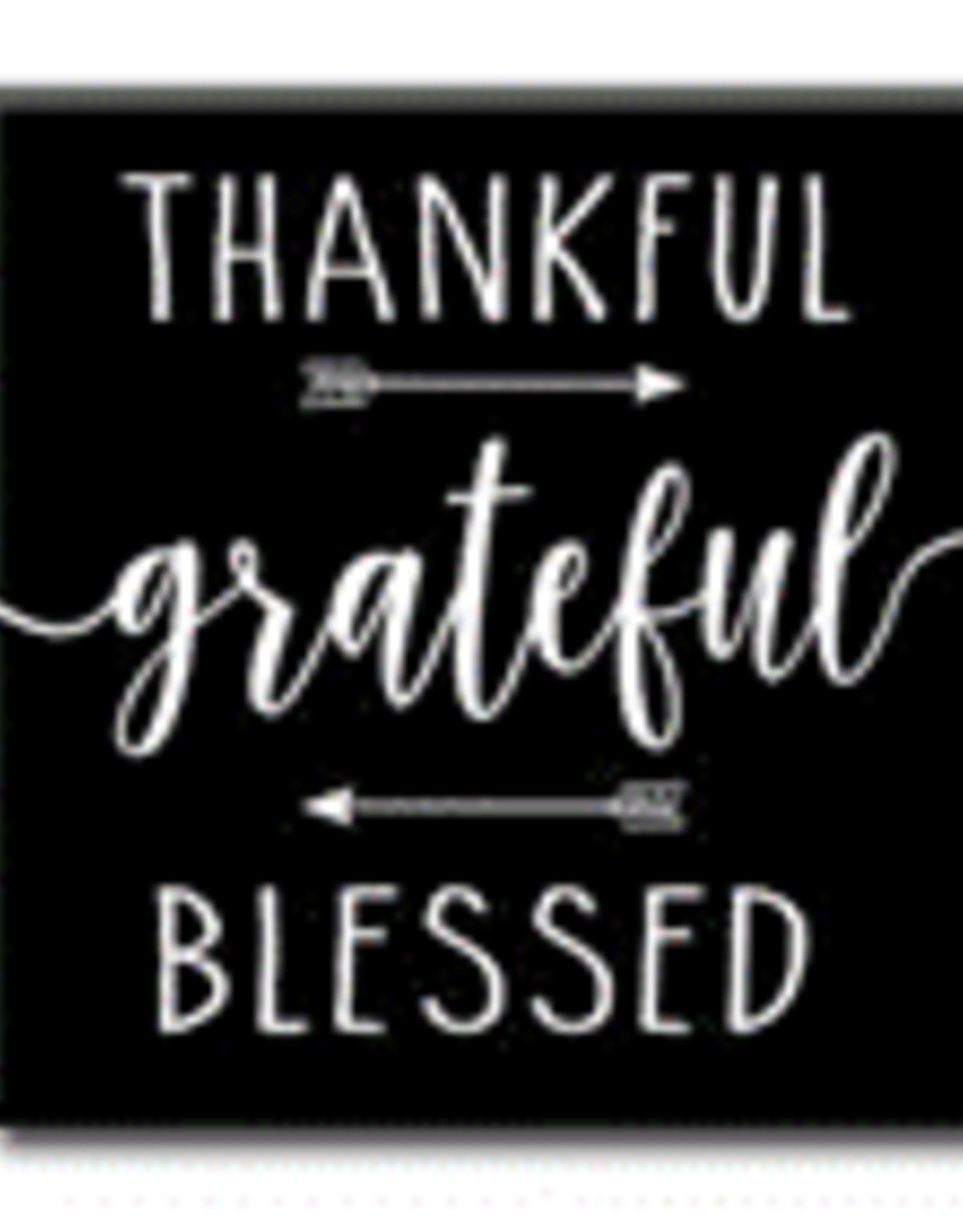 Thankful Grateful Blessed 4x4