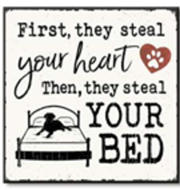 First, They Steal Your Heart 6x6