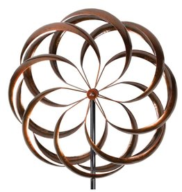 Bronze Bloom Spinner