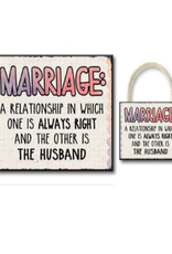 Marriage:  A Relationship 4.5x6