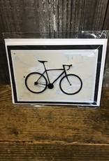 Christine Saksewski Michigan Bike Card
