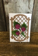 Christine Saksewski Trellace Roses