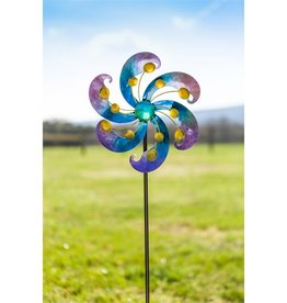 Infinite Circles Wind Spinner