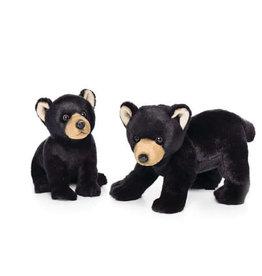 Black Bear Plush - LG