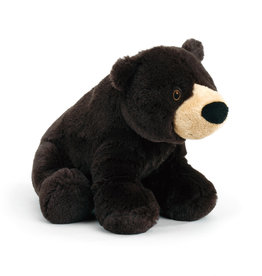 Black Bear Plush - 10''