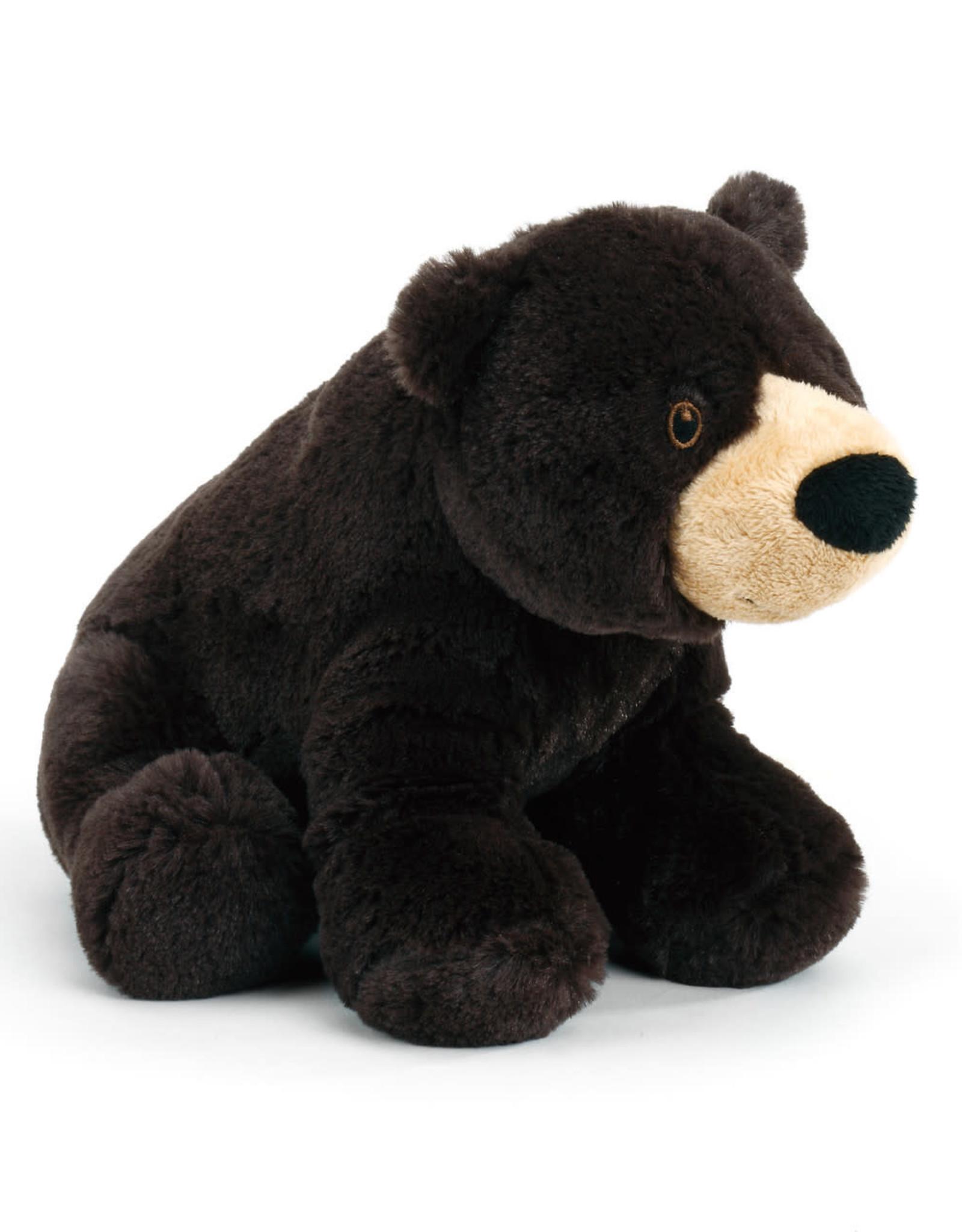 Black Bear Plush - 10''