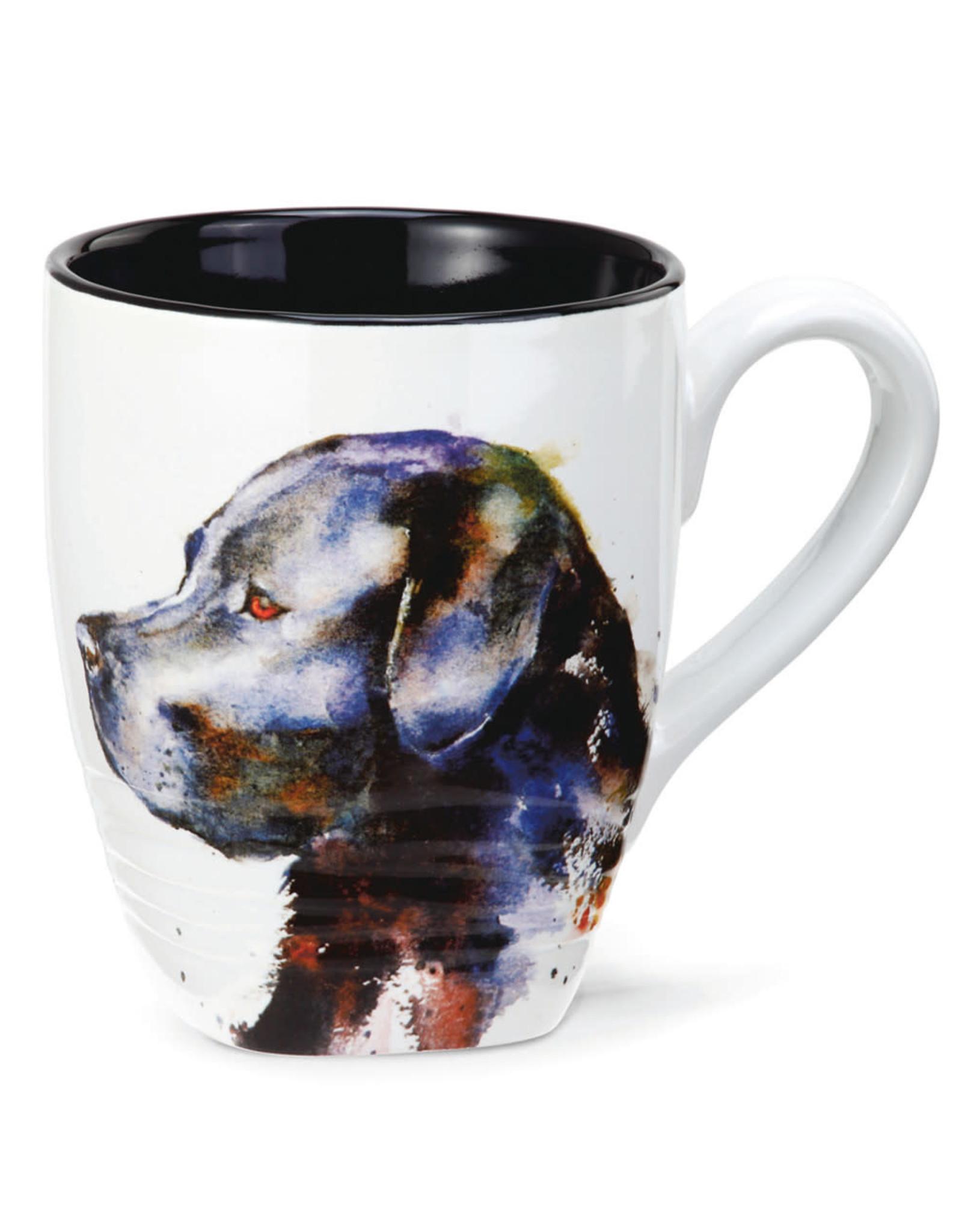 Dean Crouser Mug - Black Lab