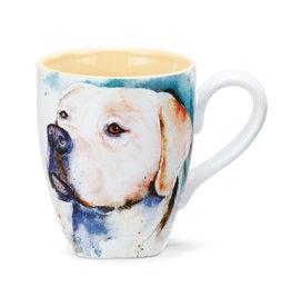 Dean Crouser Mug - Yellow Lab