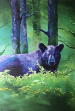 Ram Lee Original - Bear in the Woods