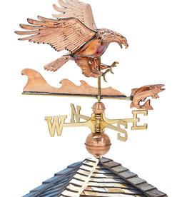 Weathervane - Eagle with Fish