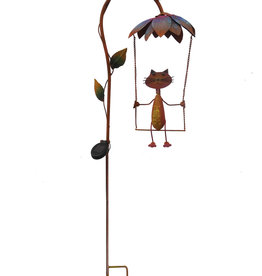 Swinging Cat Balancer