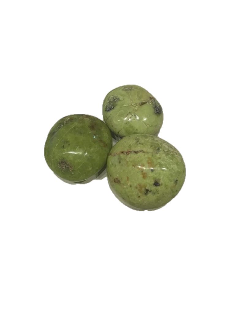 Green Opal Specimen