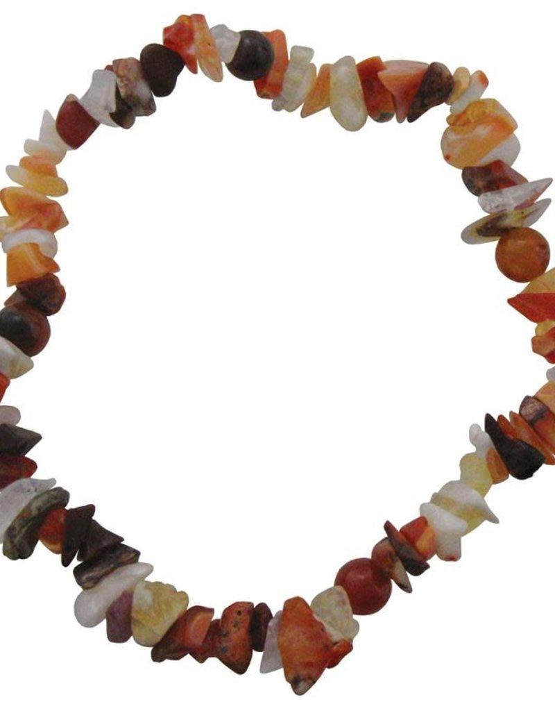 Bracelet - Mexican Fire Opal