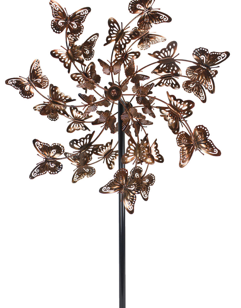 Bronze Butterfly Spinner
