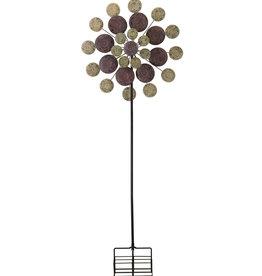 "32"" Wind Spinner - Sage Medallion"
