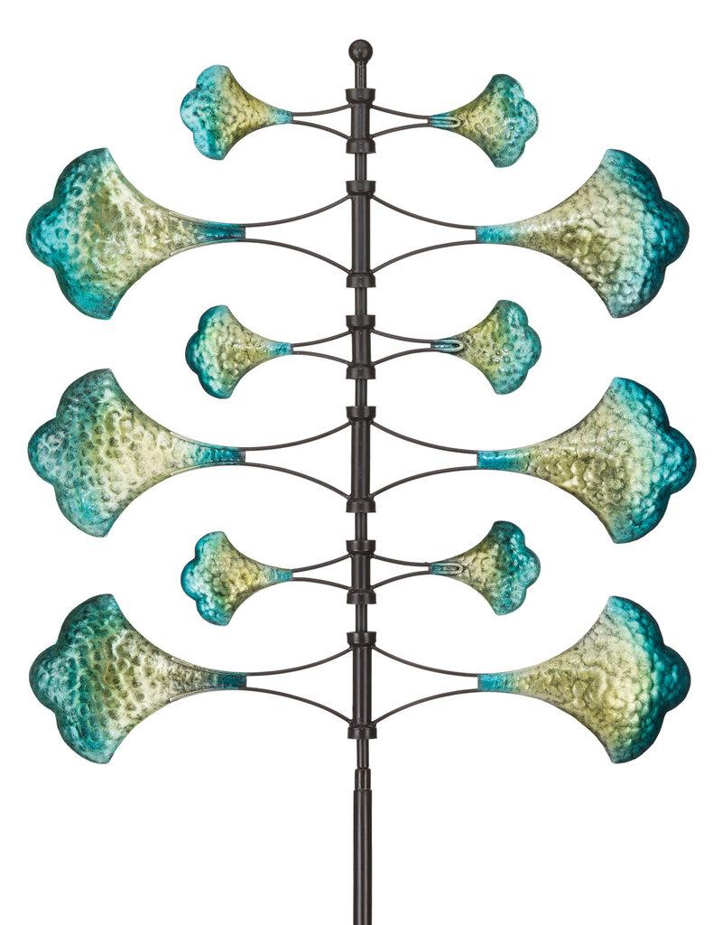 Vertical Wind Spinner - Flower