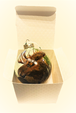 Handpainted Ornament - Moose