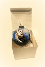 Handpainted Ornament - Owl