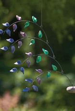 Colorful Hanging Leaf Mobile