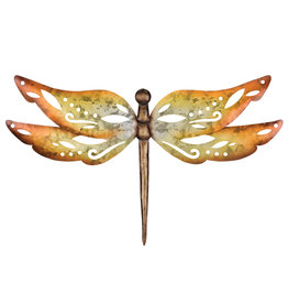 Capri Dragonfly Wall Decor
