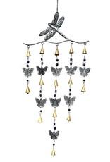 Garden Bells - Dragonfly & Butterflies