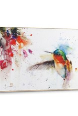 Dean Crouser Dean Crouser Wall Art - Jewel Hummingbird 20x30