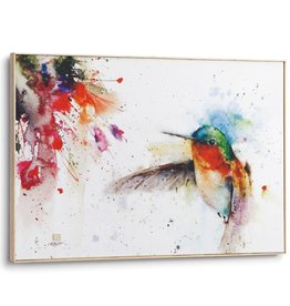 Dean Crouser Jewel Hummingbird Wall Art