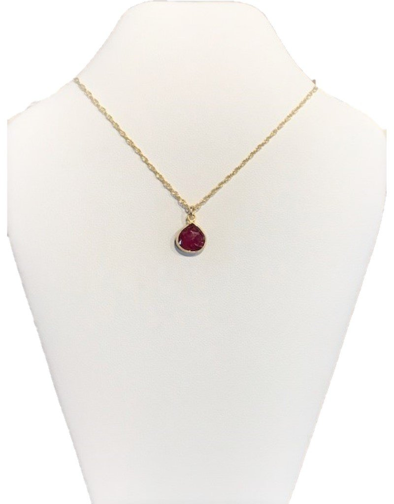 Necklace - Ruby