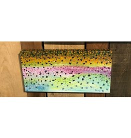Ram Lee Art Rainbow Flank - 8x10 Canvas Wrap