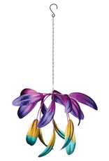 Hanging Wind Spinner - Leaf