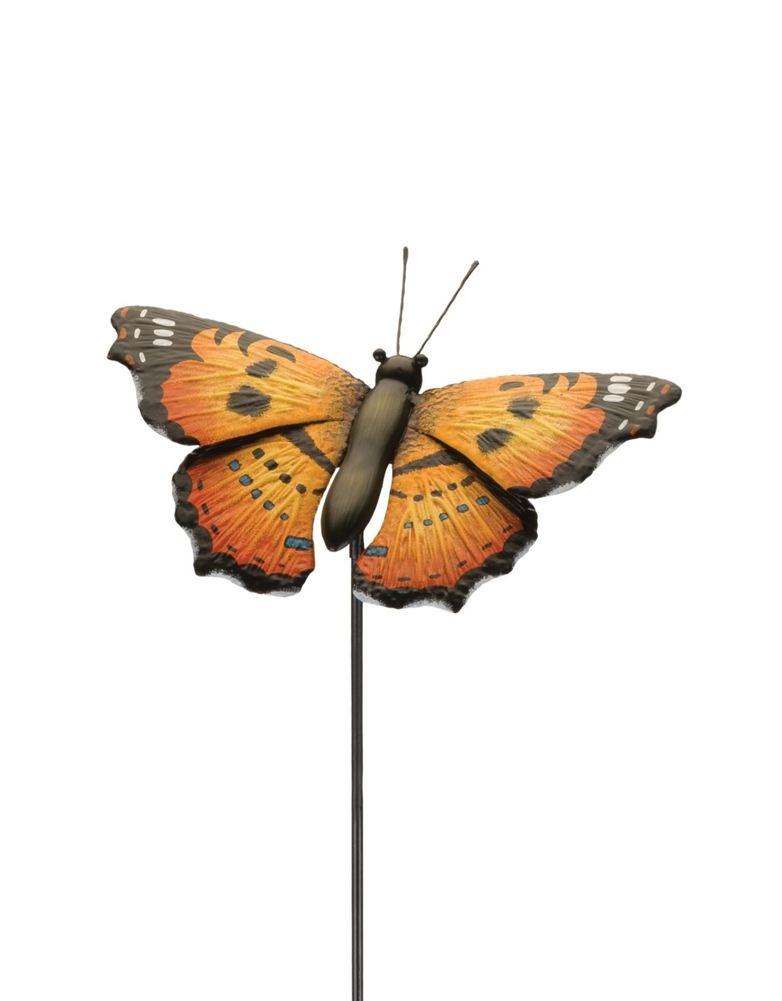 Garden Stake - 36'' Painted Lady Butterfly