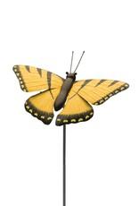 Garden Stake - 36'' Swallowtail Butterfly