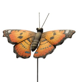 Butterfly Stake 46'' - Painted Lady