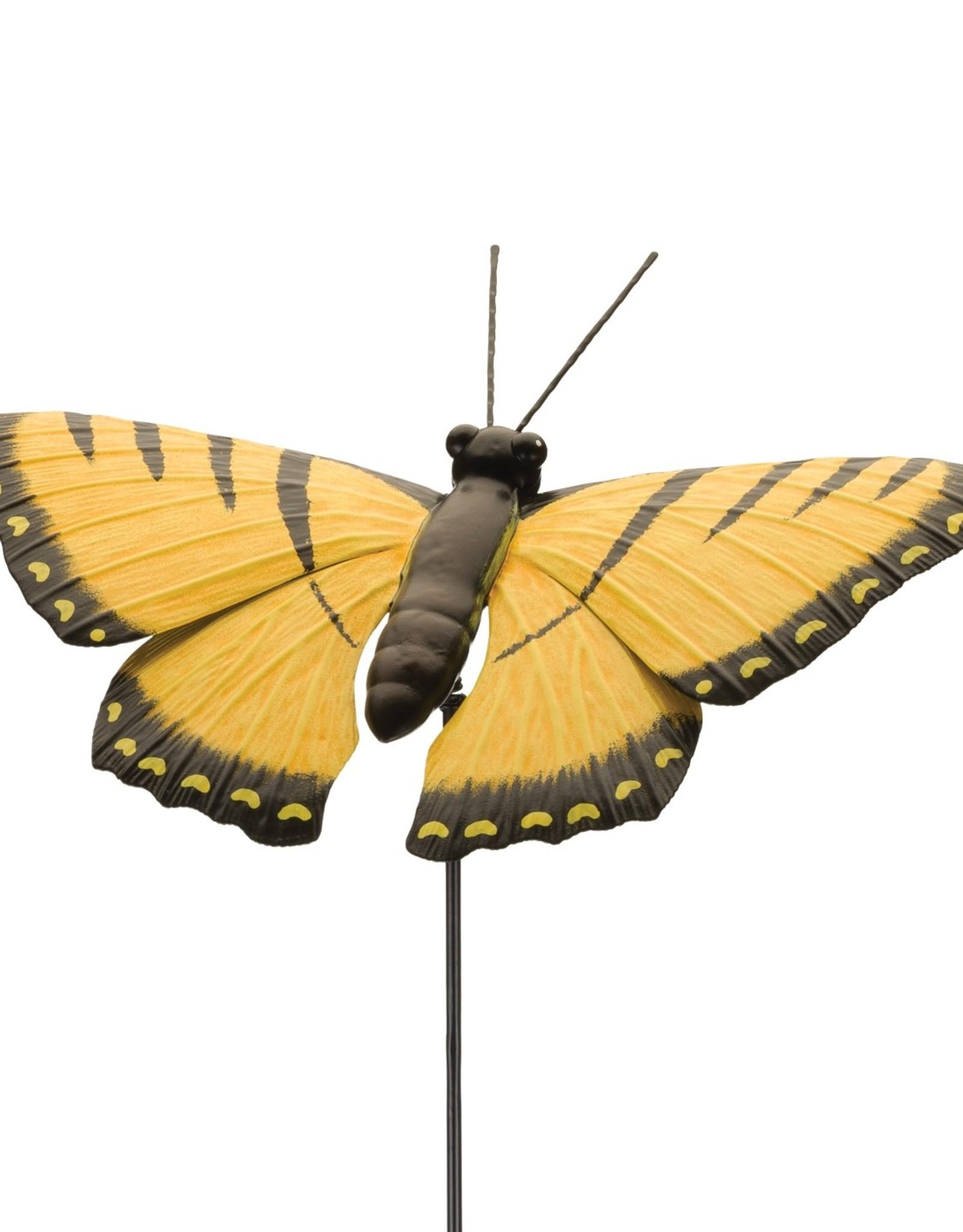 Garden Stake - 46'' Swallowtail Butterfly