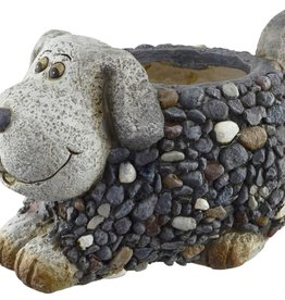Pebble Planter - Dog