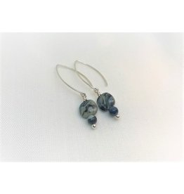 Drop Earrings - Sweet Stone Duo