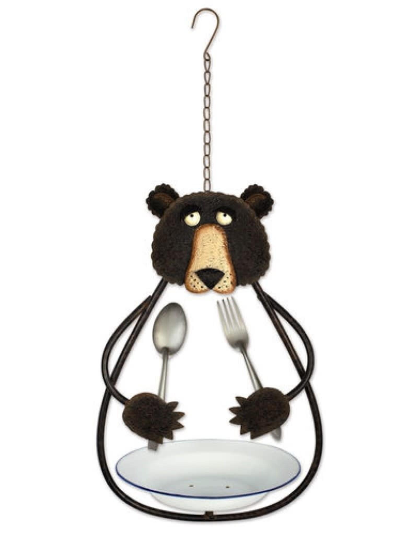 Bear Bird Feeder