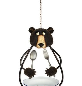 Bear Bird Feeder