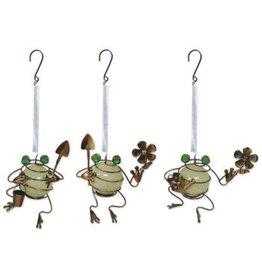 Glow in the Dark Froggy Bouncy - Set of 3